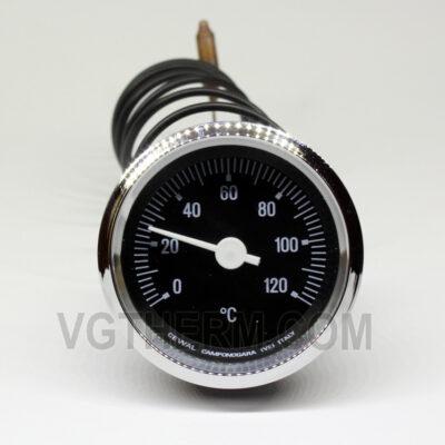 Капилярен термометър за котел